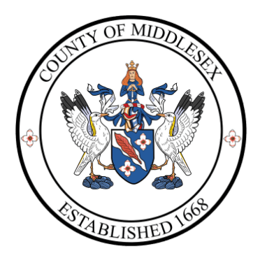 Middlesex County Seal