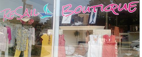 ReSail Boutique Storefront