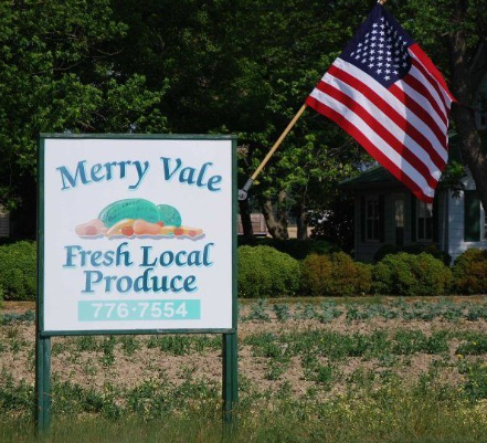 Maryvale Farmer Market Sign